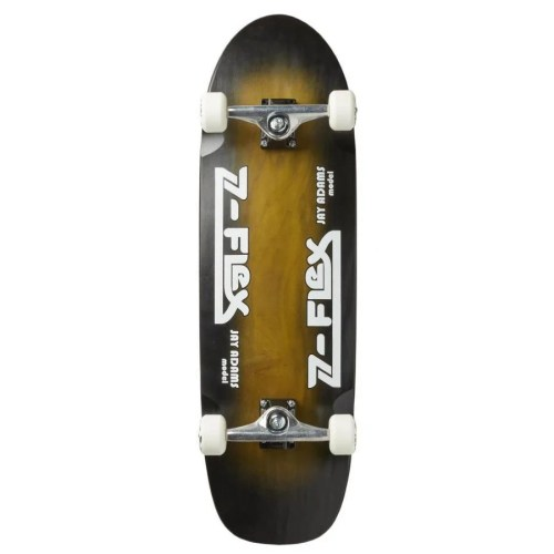 Z-FLEX JAY ADAMS 9.5 COMPLETE CRUISER SUNBURST
