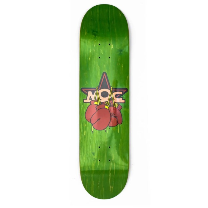 MOC BOXING GLOVES SKATEBOARD DECK (2)