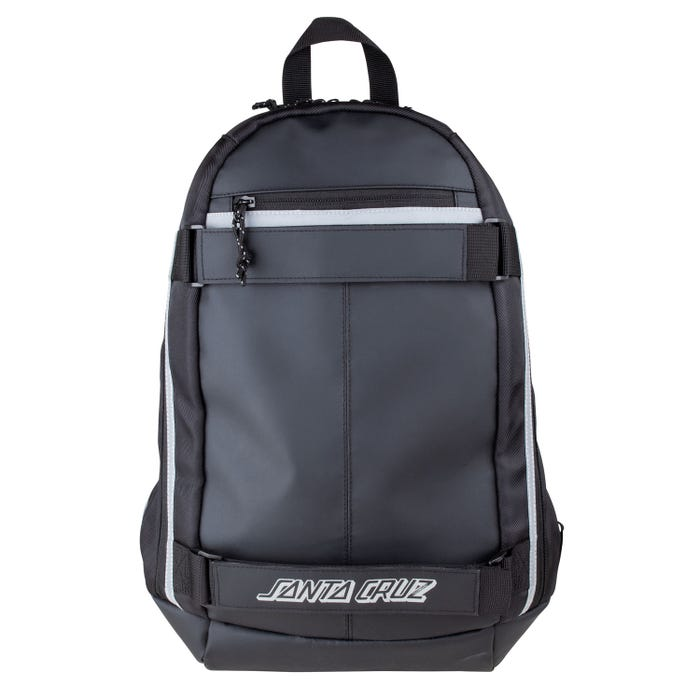 SANTA CRUZ CLASSIC STRIP BACKPACK BLACK 2