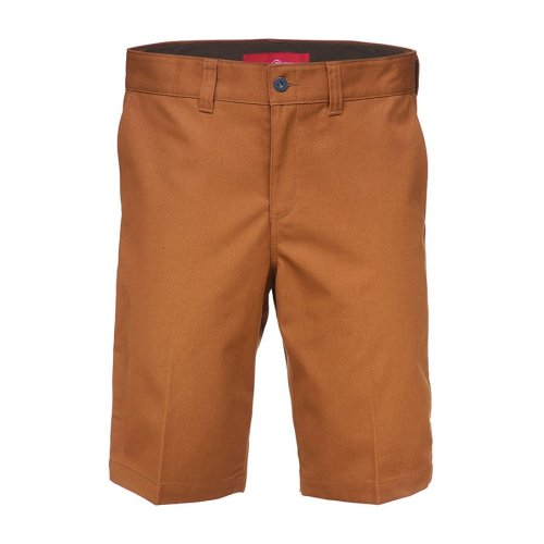 DICKIES INDUSTRIAL WORK SHORTS BROWN