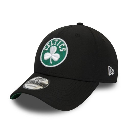 NEW ERA BOSTON CELTICS HOOK 9FORTY CAP BLACK