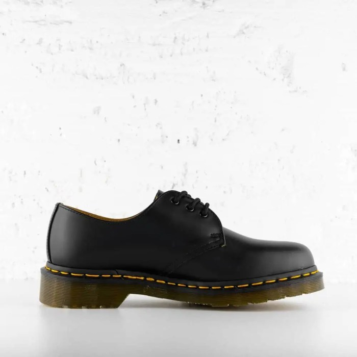 DR. AIR WAIR MARTENS 1461 SMOOTH LEATHER BLACK 3