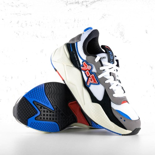 PUMA RS-X JAPANORAMA PUMA WHITE STEEL GRAY 5