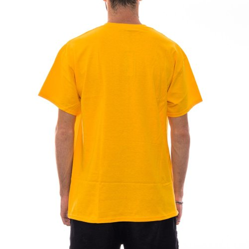 THRASHER CROWS TEE GOLD 2