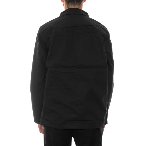 VANS DRILL CHORE COAT LINED BLACK 2