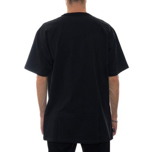 VANS OFF THE WALL CLASSIC TEE BLACK 2