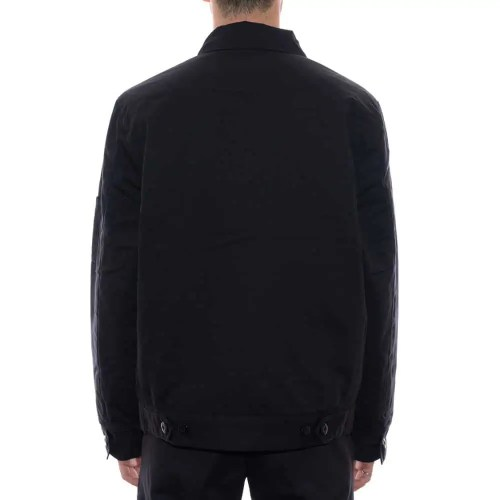 DICKIES LINED EISENHOWER JACKET BLACK 2
