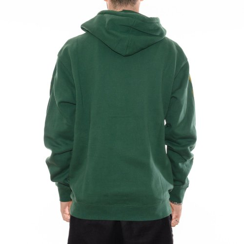 PASS~PORT INTERSOLID HOODIE FOREST GREEN (2)