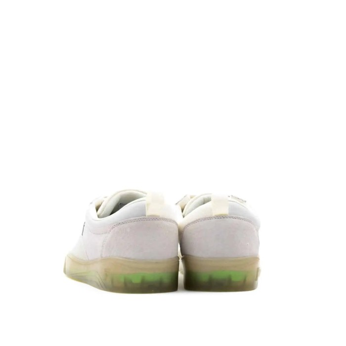 FOOTPRINT FOOTWEAR INTERCEPT FOREVER CAP ICE WHITE 4
