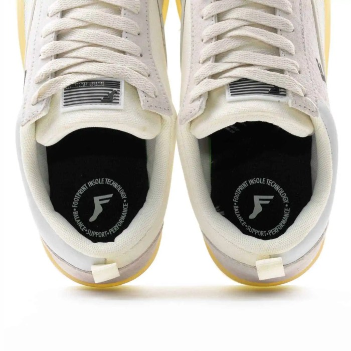 FOOTPRINT FOOTWEAR INTERCEPT FOREVER CAP ICE WHITE 7