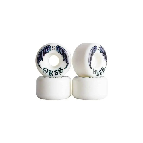 WELCOME ORBS SPECTERS 52mm WHITE 2