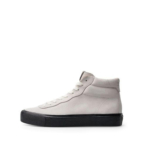 LAST RESORT AB VM001 SUEDE HI WHITE BLACK
