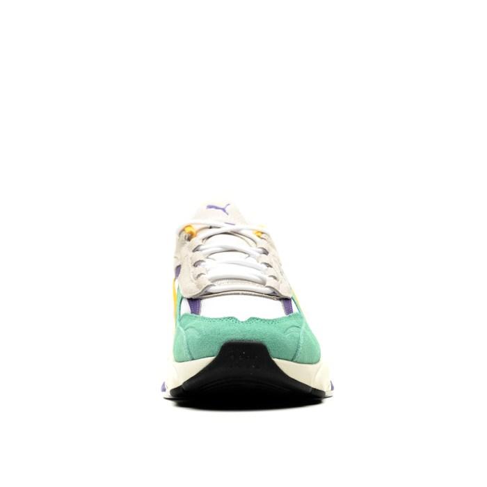 PUMA RS CONNECT DRIP BISCAY GREEN PUMA WHITE 6