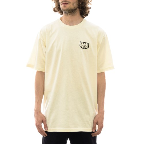 VANS OG PATCH TEE WHITE