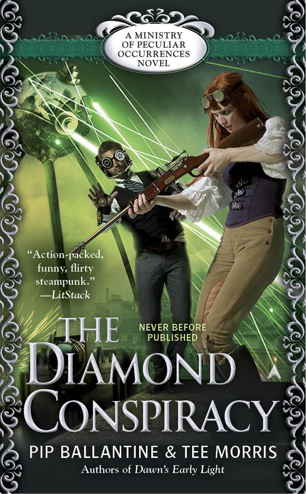 The Diamond Conspiracy cover