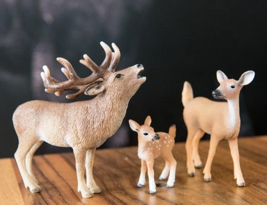 Mini & Stil, Mama Blog Schweiz, Hirsch, Spielzeug