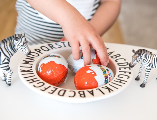 Mini & Stil, Mama Blog Schweiz, Familien Blog, Baby Blog, Kinder Überraschungseier