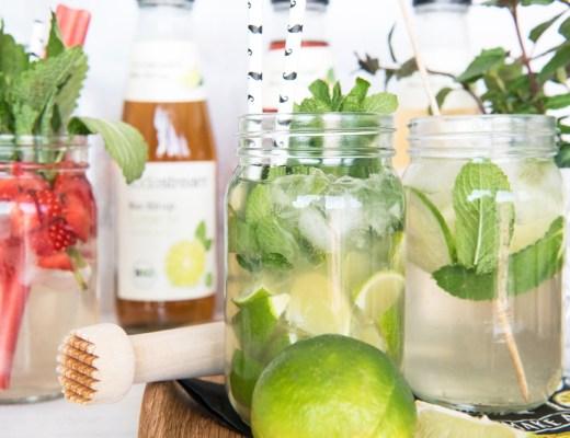 Mocktails Rezepte für die Schwangerschaft und Stillzeit oder einfach so
