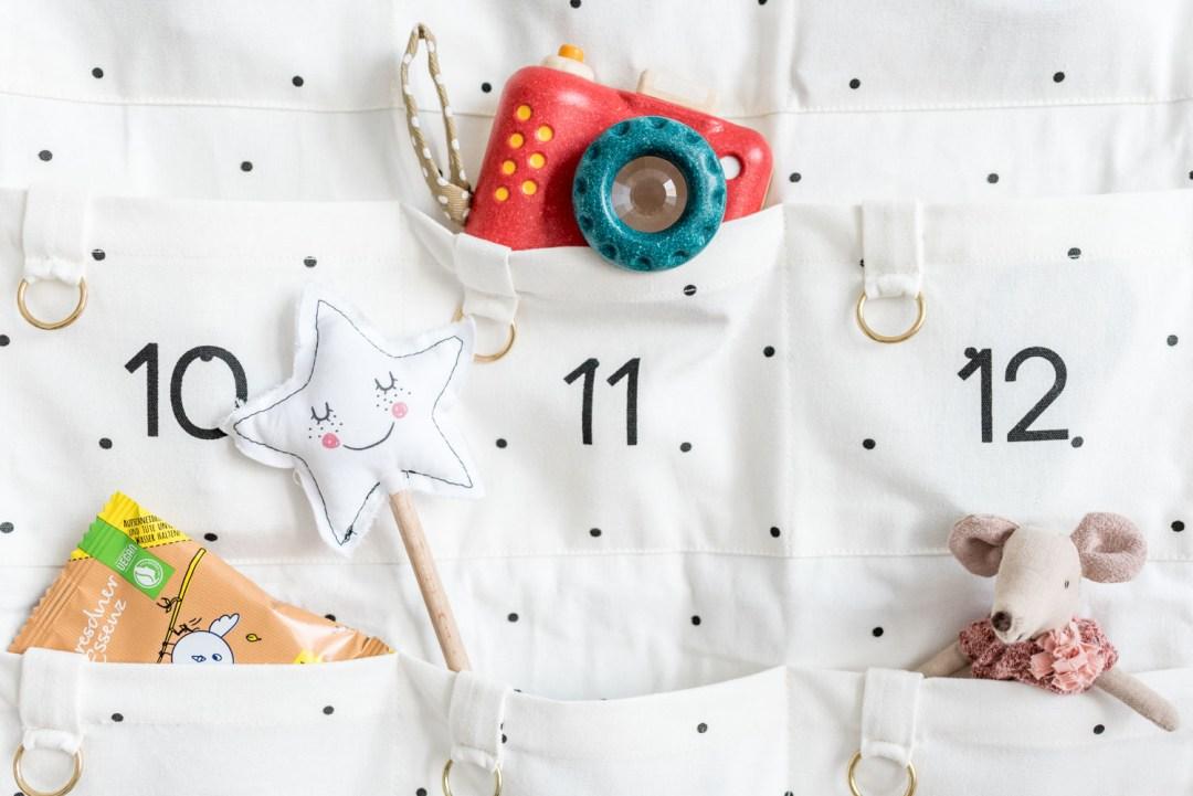 Adventskalender Füllung: 24 Geschenkideen für Kinder