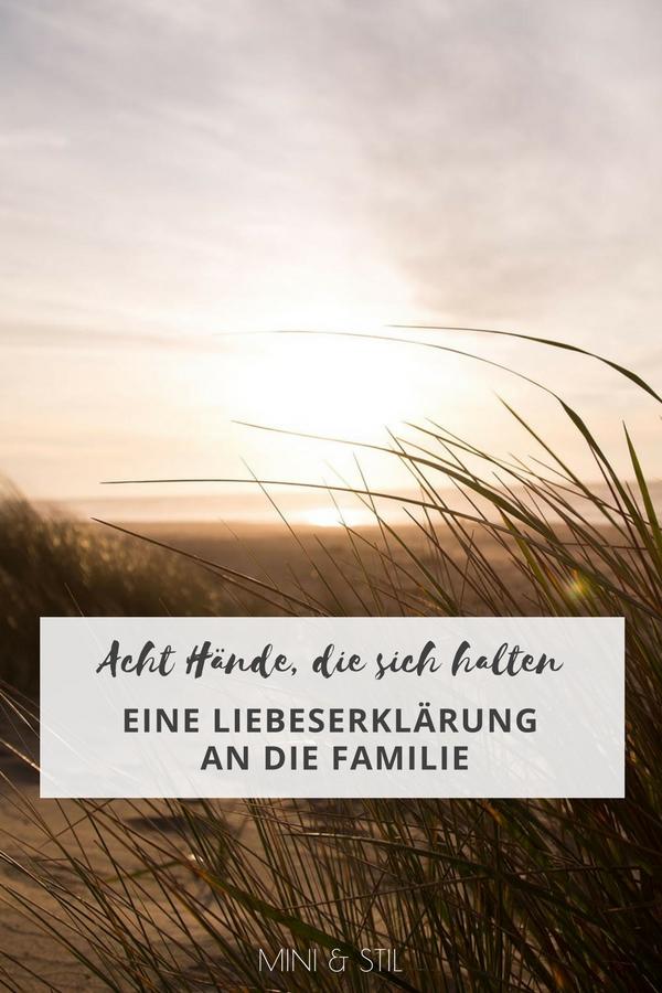 Ein Liebesbrief an die Familie... Und an dich #love