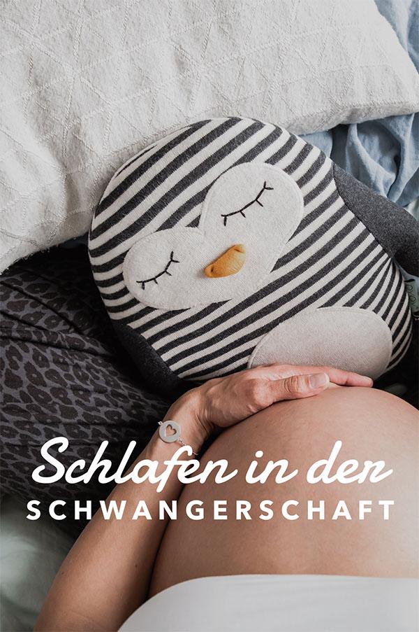 Schlafen in der Schwangerschaft - fast unmöglich. Ein Text mit einem Augenzwinkern. #schwangerschaft #schlafen