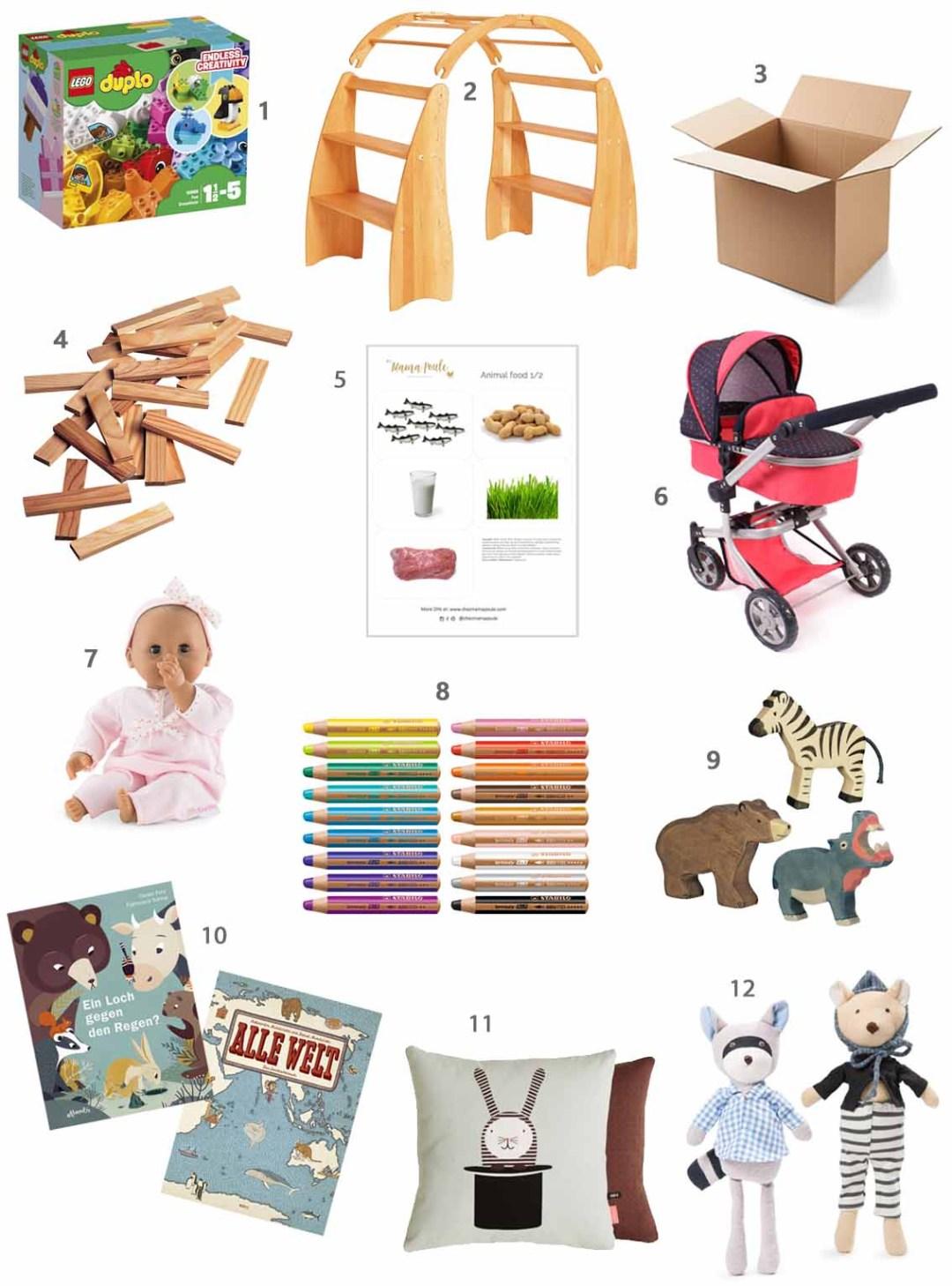 Wenn du nur ein Spielzeug für deine Kinder wählen könntest, was wäre das? Und warum? #spielzeug #spielsachen #holzspielzeug #spielständer #toys