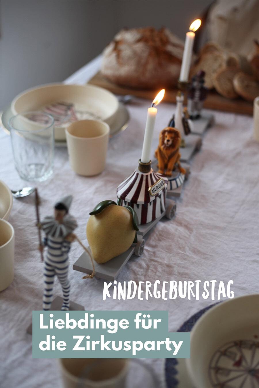 Happy children's birthday: We celebrate a circus party #kindergeburtstag #geburtstag #circus party