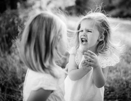 Geschwisterstreit, was tun? Ein paar Gedanken und Tipps zum Thema.