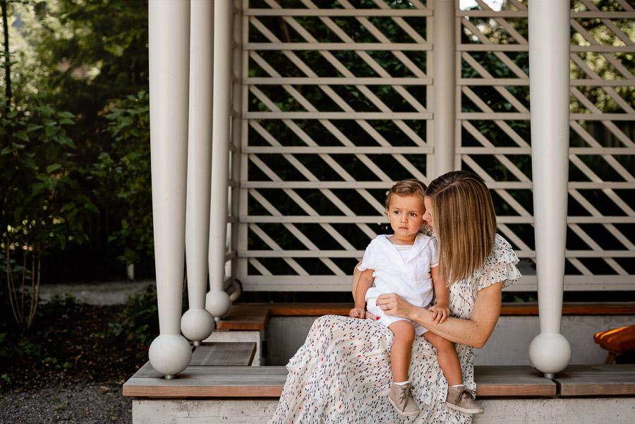 Familien Fotoshooting in Zürich