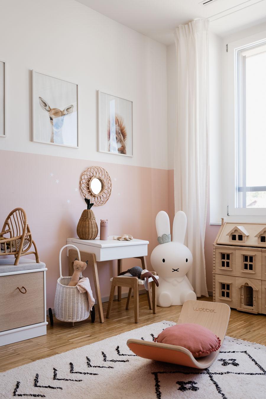 Über die Jahre hat sich unser Mädchenzimmer verändert. Erfahrt alles über unser Kinderzimmer #kinderzimmer #mädchenzimmer #kidsroom