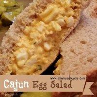 Cajun Egg Salad