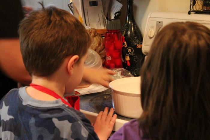 making-cookies