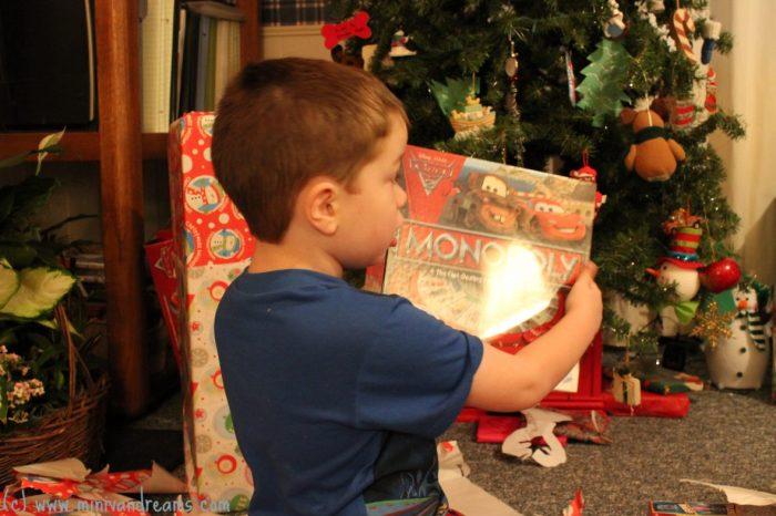 Christmas 2013 - Bo Monopoly