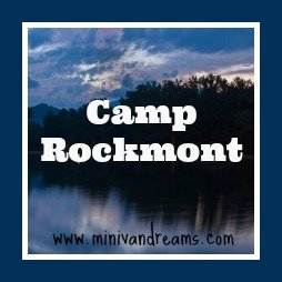 camp rockmont via mini van dreams
