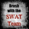 SWAT Team Open Up! via Mini Van Dreams