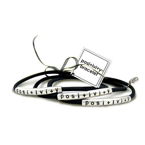 Posi+ivi+y Bracelet Review and Giveaway via Mini Van Dreams #jewelry #giveaway #inspirational