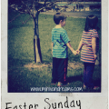 Easter Sunday 2014 via Mini Van Dreams