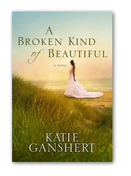 A Broken Kind of Beautiful by Kate Ganshert via Mini Van Dreams