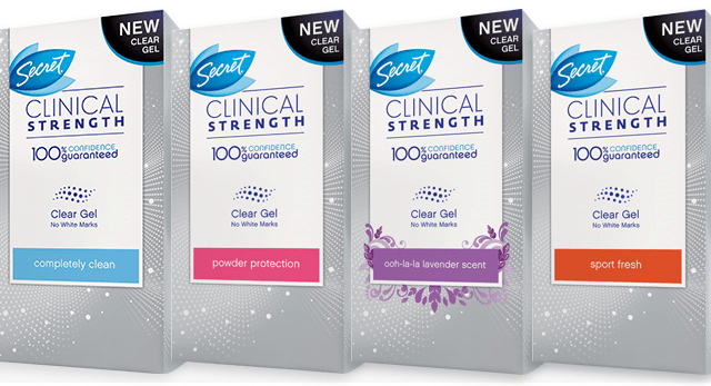 Secret Clinical Strength Deodorant Review and Giveaway via Mini Van Dreams #review #giveaway #PRfriendly