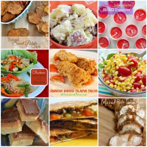 Week #59 Features for Tasty Tuesday via Mini Van Dreams
