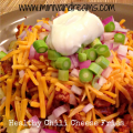 Healthy Chili Cheese Fries | Mini Van Dreams #recipes #healthy #ticklemytastebuds