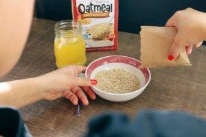 Country Choice Organic Oatmeal   Mini Van Dreams #organic #healthy #prfriendly