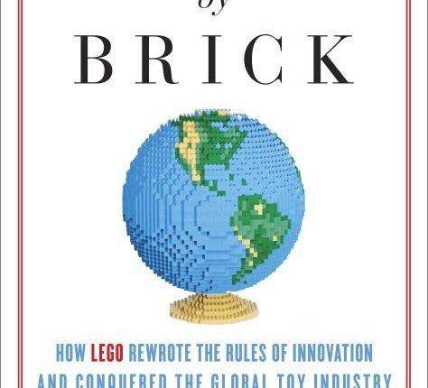 Brick by Brick Book Review | Mini Van Dreams #review #bookreview #prfriendly