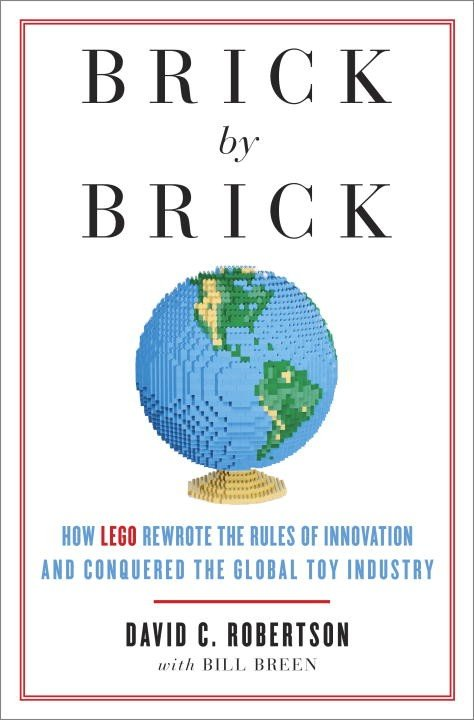 Brick by Brick Book Review   Mini Van Dreams #review #bookreview #prfriendly