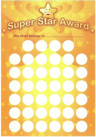 Personalized Sticker Reward Charts [REVIEW]   Mini Van Dreams