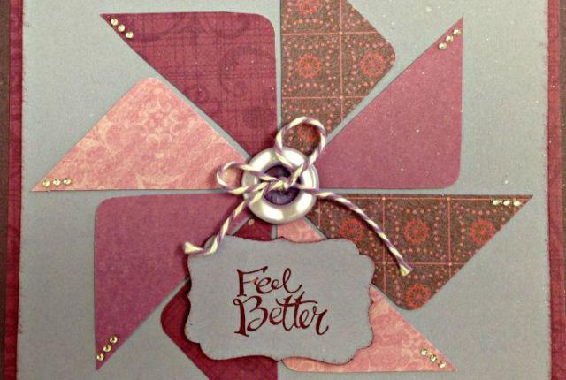 Get Well Card | Mini Van Dreams