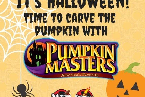 Pumpkin Carving Fun with Pumpkin Masters | Mini Van Dreams