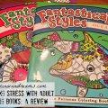 Reducing Stress with Adult Coloring Books | Mini Van Dreams