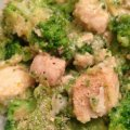 Chicken and Broccoli Gratin | Mini Van Dreams