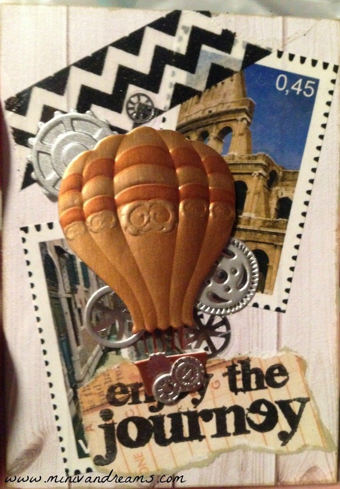 Steampunk Travel ATC